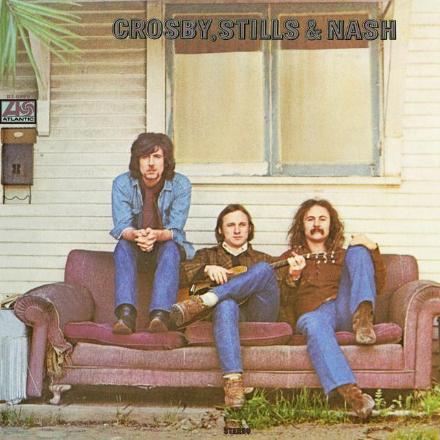 Crosby, Stills & Nash CROSBY, STILLS & NASH Album Cover