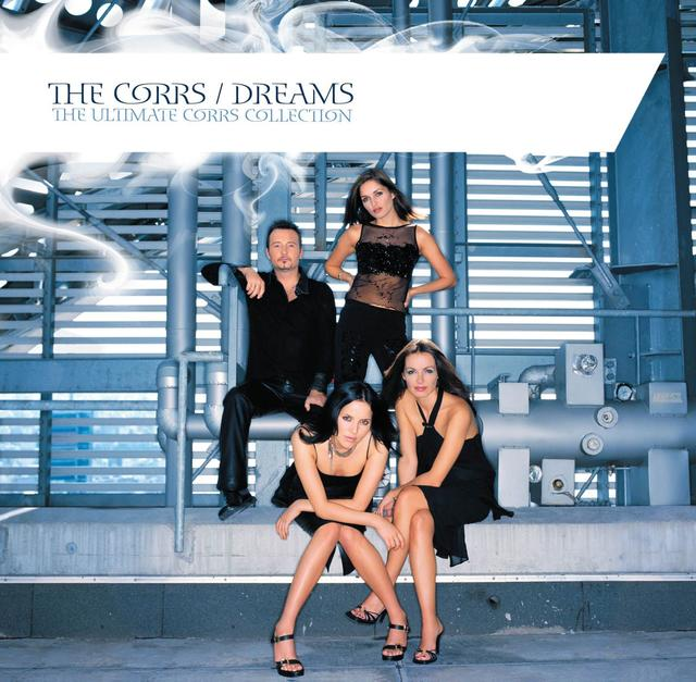 The Corrs DREAMS Album Cover