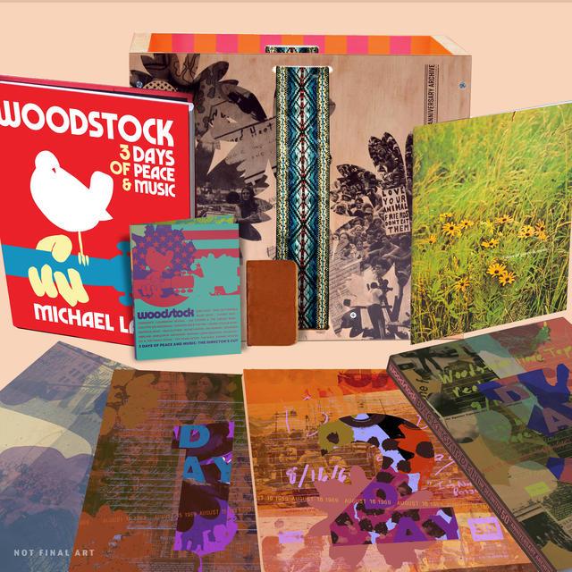 Art print POSTER CANVAS Janis Joplin Singing at Woodstock 1969