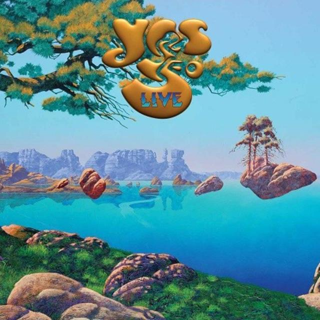 YES: 50 LIVE - New Live Album Highlights The Legendary