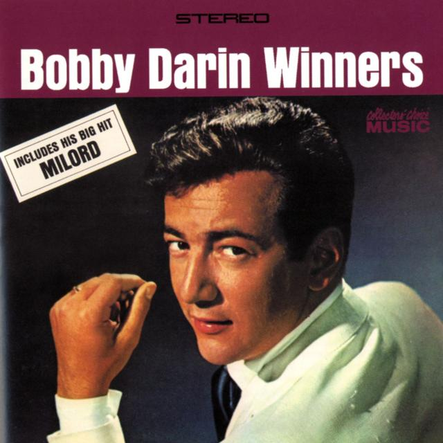 Bobby Darin WINNERS Album Cover