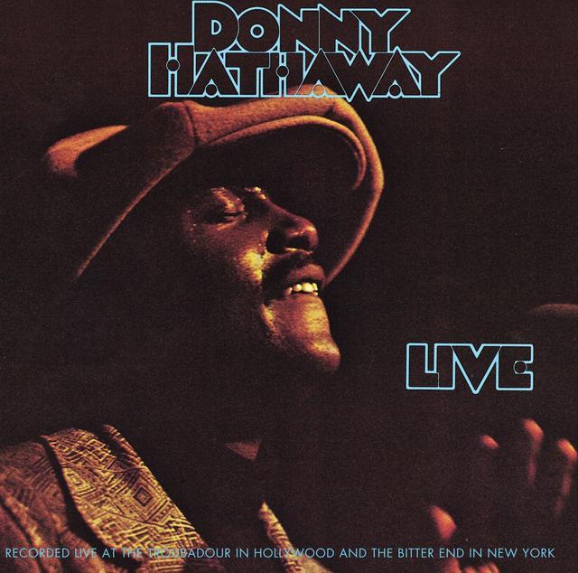 Image result for Donny Hathaway Live