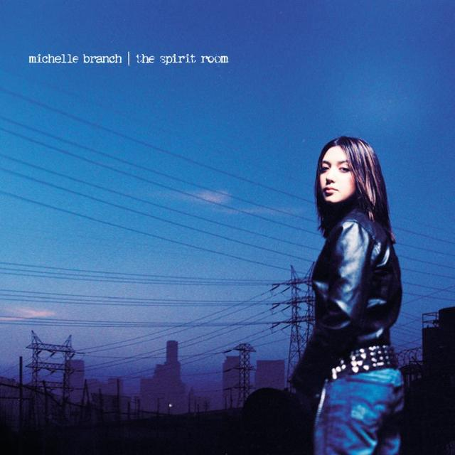 Michelle Branch THE SPIRIT ROOM Album Cover