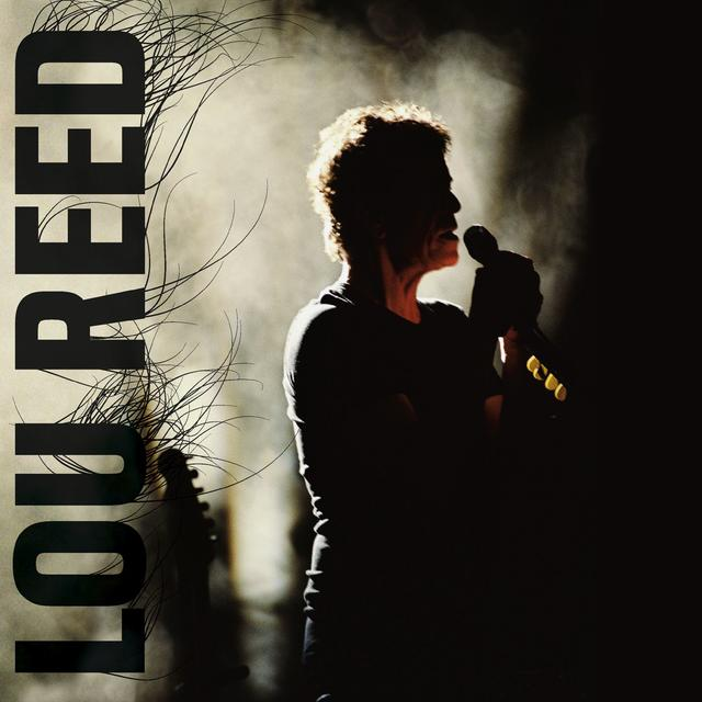 Lou Reed ANIMAL SERENADE Album Cover