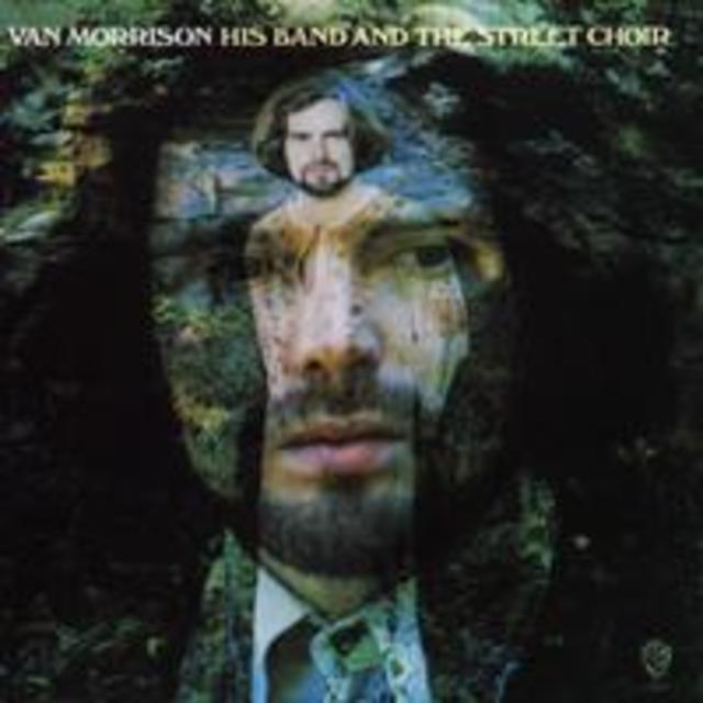 Van Morrison HIS BAND AND THE STREET CHOIR Cover