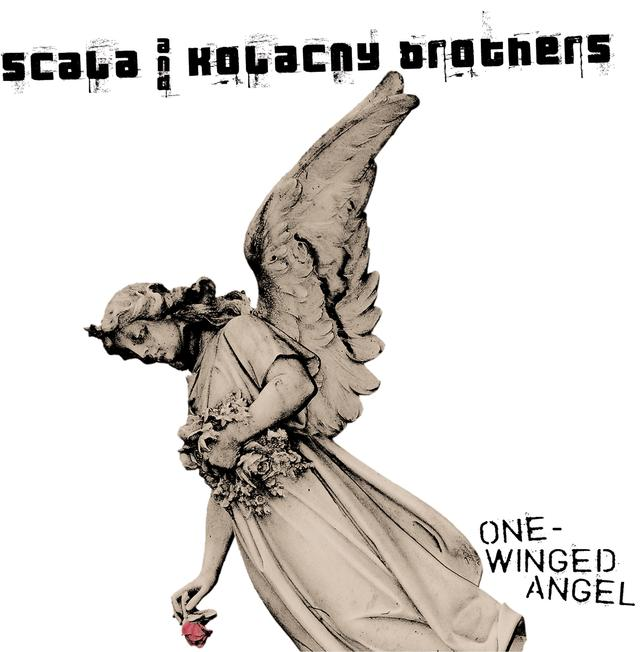 Scaka & Kolancy Brothers ONE-WINGED ANGEL Album Cover