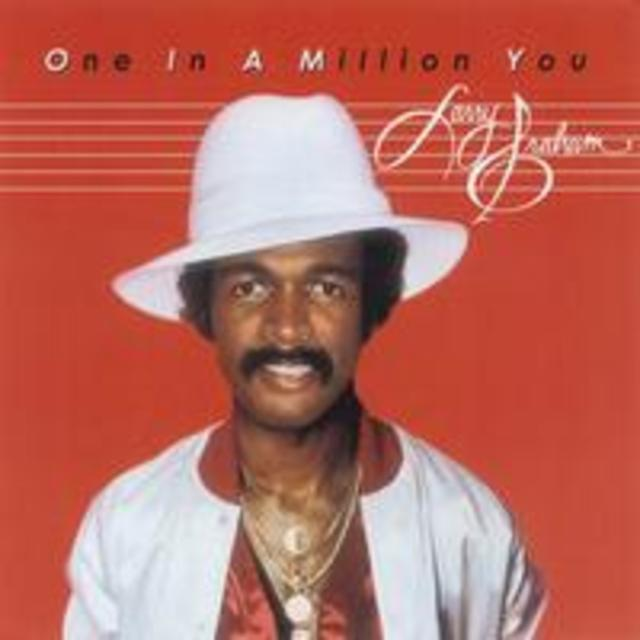 Larry Graham ONE IN A MILLION YOU Cover