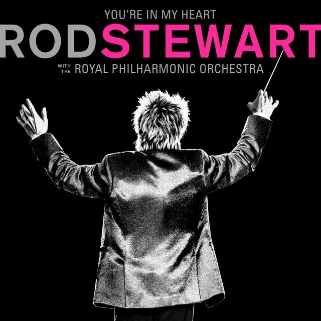 Rod Stewart YOU'RE IN MY HEART Cover