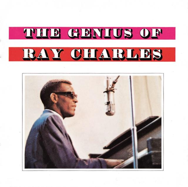 Ray Charles THE GENIUS OF RAY CHARLES Cover