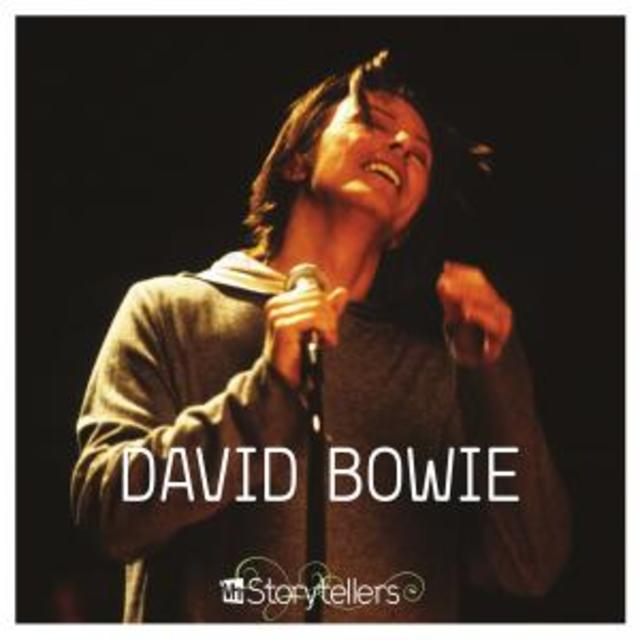 David Bowie VH1 STORYTELLERS Cover
