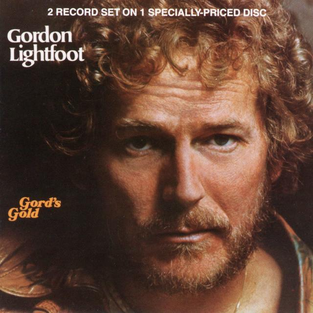 Gordon Lightfoot GORD'S GOLD Cover
