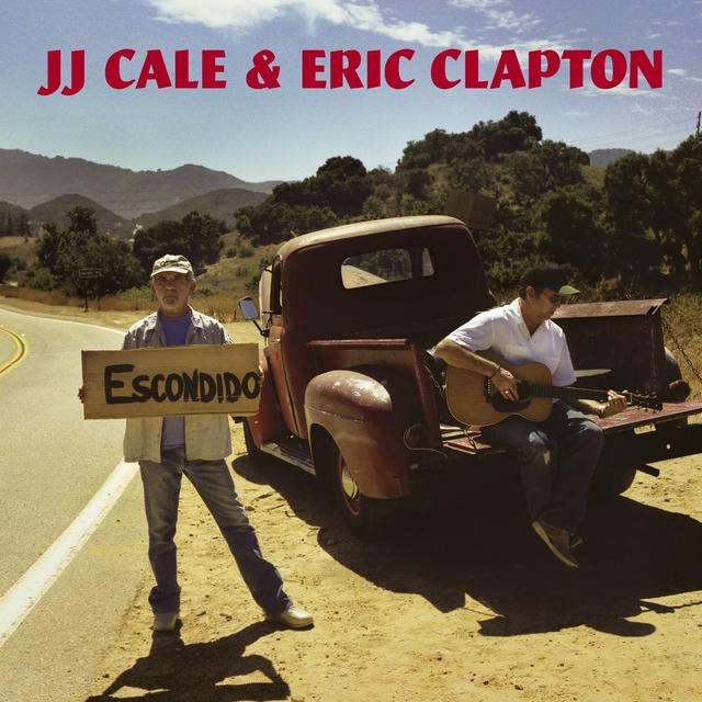 JJ Cale and Eric Clapton, ROAD TO ESCONDIDO Cover