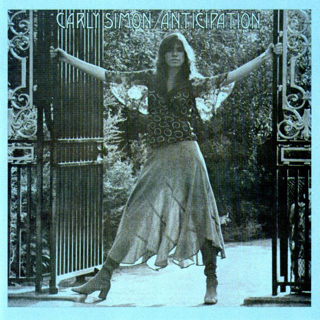 Carly Simon ANTICIPATION Cover