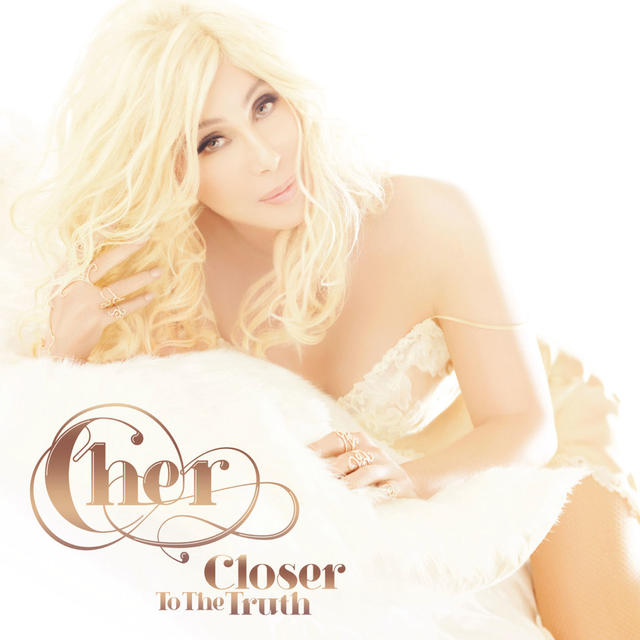 Cher CLOSER TO THE TRUTH Cover