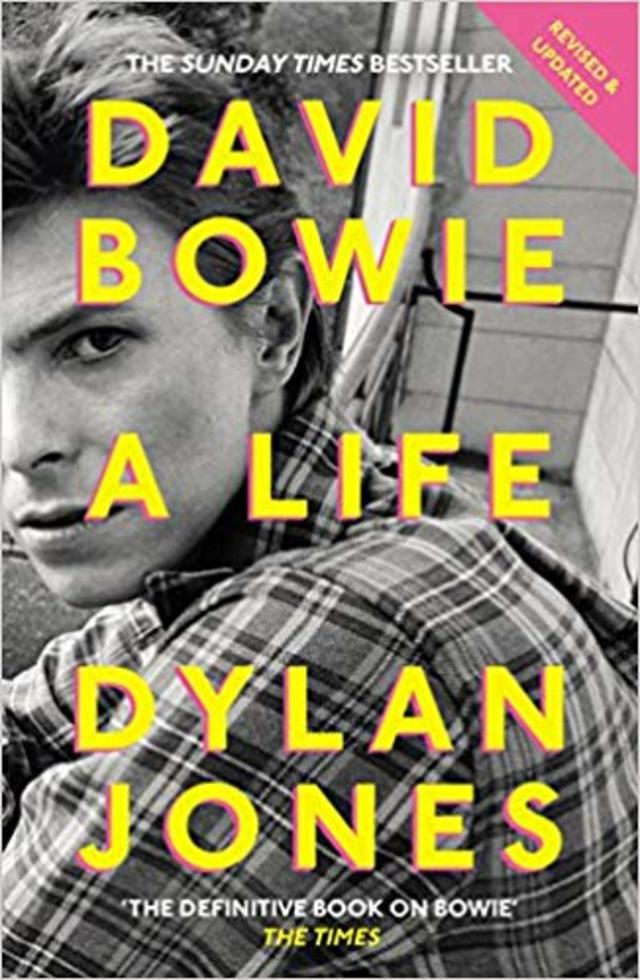 David Bowie A Life Book Cover