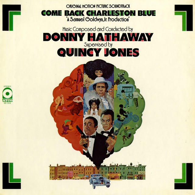 Donny Hathaway, COME BACK, CHARLESTON BLUE