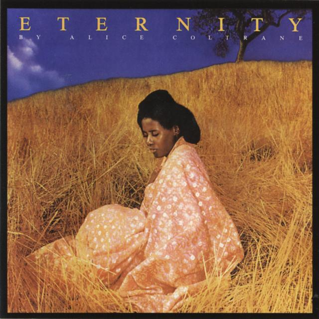 Alice Coltrane ETERNITY Cover