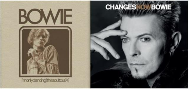 David Bowie I'M ONLY DANCING and CHANGESBOWIE