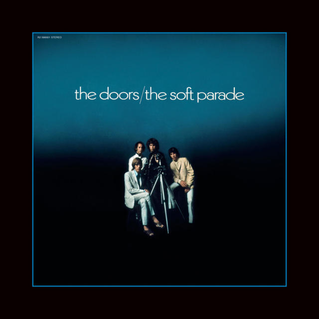 The Doors SOFT PARADE Cover