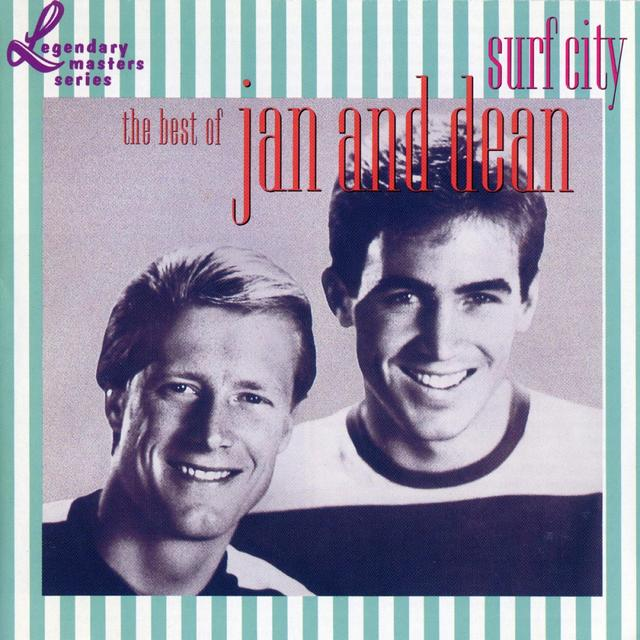 SURF CITY: BEST OF JAN AND DEAN Cover