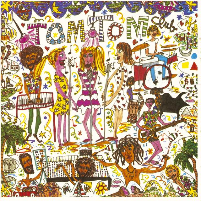 Tom Tom Club TOM TOM CLUB Cover
