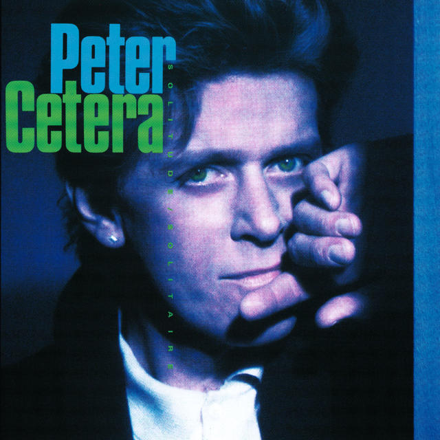 Peter Cetera SOLITUDE/SOLITAIRE Cover