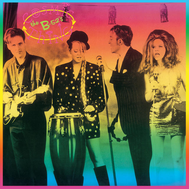 The B-52s - Cosmic Thing (Black Vinyl)