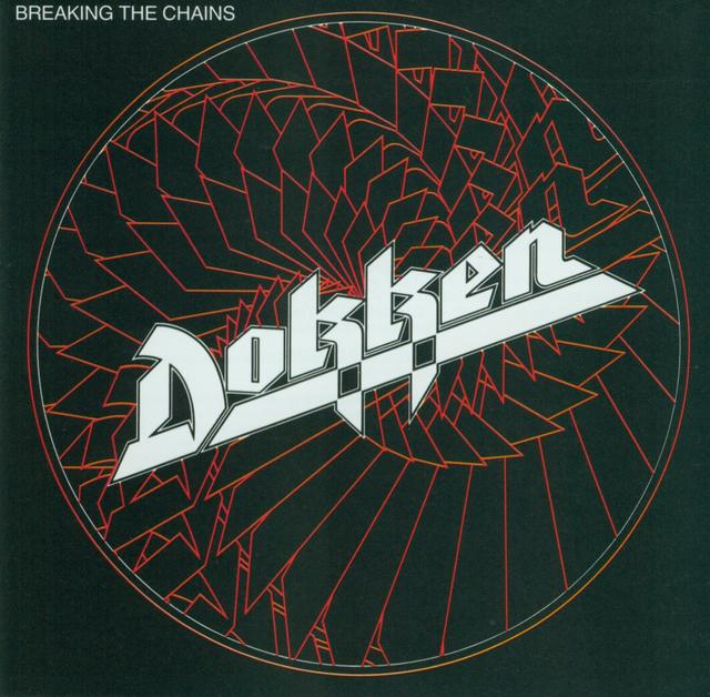 Dokken BREAKING THE CHAINS Cover