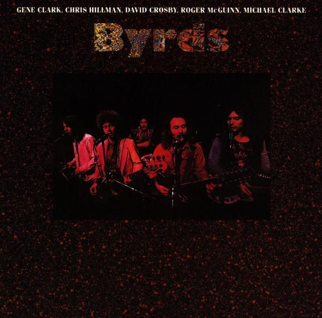 The Byrds THE BYRDS Cover