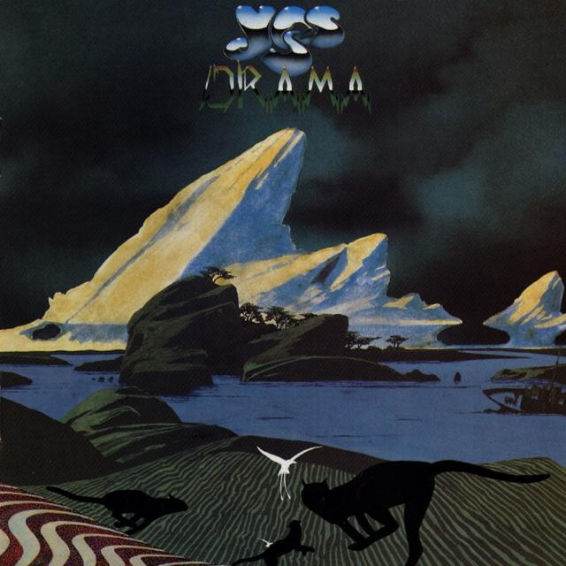 Yes DRAMA Cover