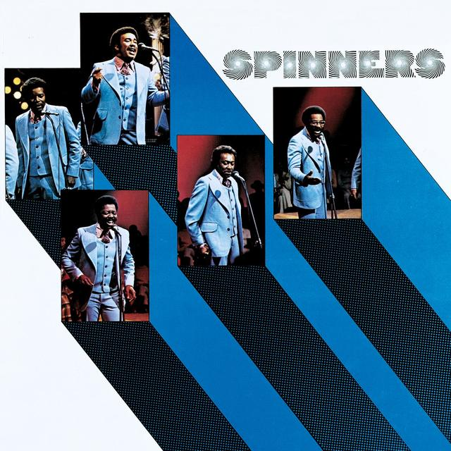 The Spinners THE SPINNERS Cover
