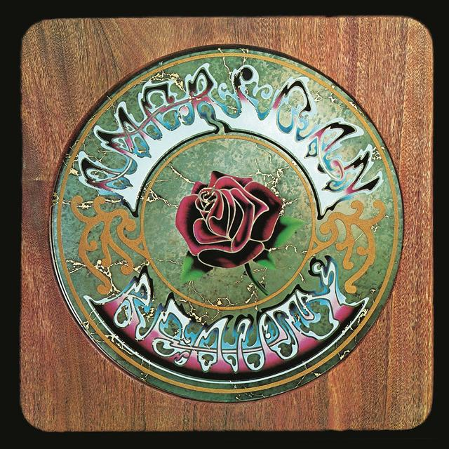 Grateful Dead AMERICAN BEAUTY Cover