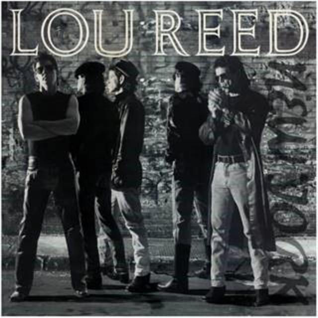 Lou Reed NEW YORK (DELUXE) Cover
