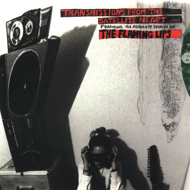 The Flaming Lips TRANSMISSIONS FROM THE SATELLITE HEART Cover