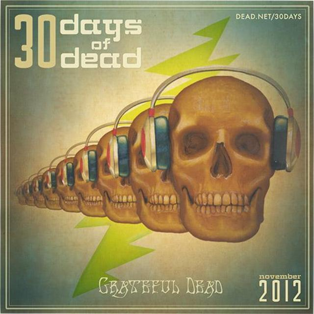 30 Days of Dead 2012