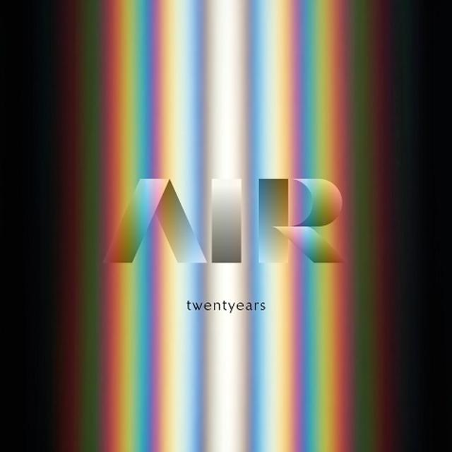 Out Now: Air, TwentYears