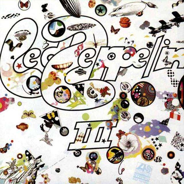 Happy Anniversary, LED ZEPPELIN III