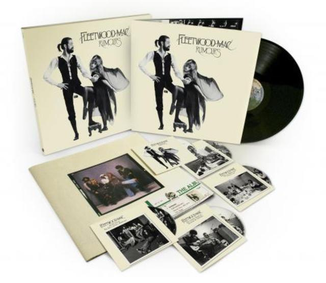 FLEETWOOD MAC RUMOURS DELUXE AND EXPANDED EDITIONS NOW AVAILABLE