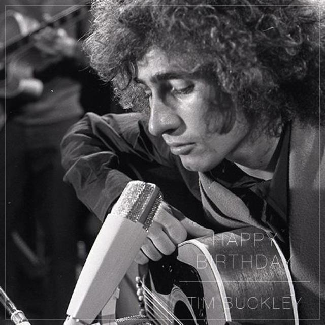 Happy Birthday, Tim Buckley!