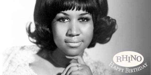 Happy Birthday Aretha Franklin