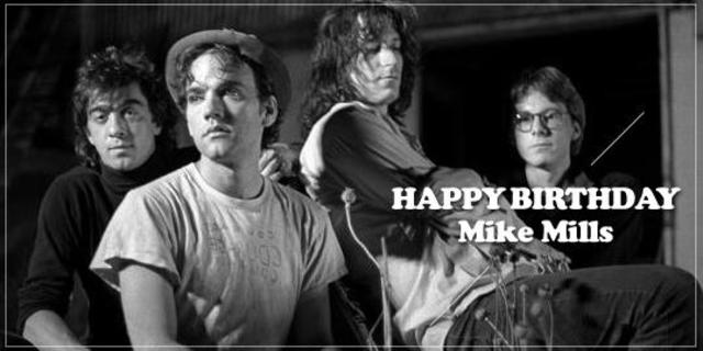 Happy Birthday, Mike Mills