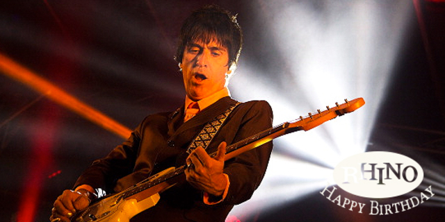 Happy Birthday: Johnny Marr