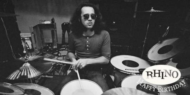 Happy Birthday Ian Paice Of Deep Purple Rhino