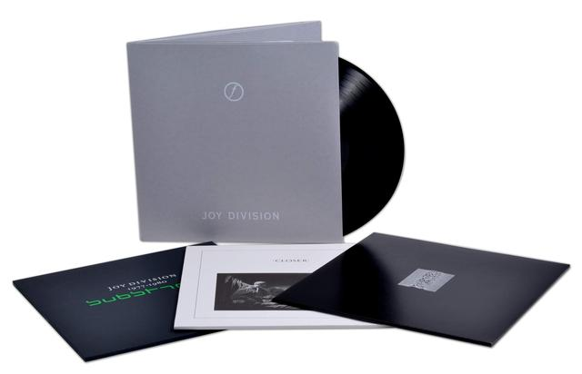 FOLLOW & WIN: JOY DIVISION GIVEAWAY