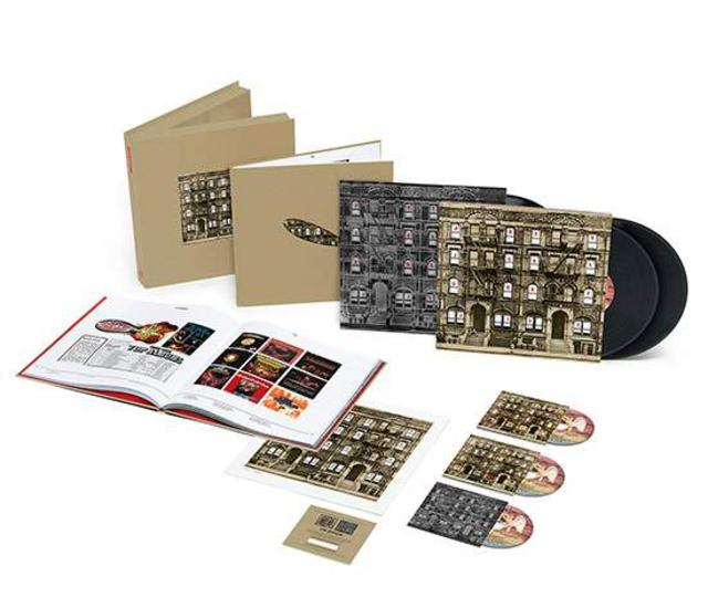 Led Zeppelin Physical Graffiti Deluxe Editions Now