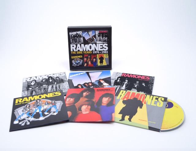 Out Now: RAMONES: THE SIRE YEARS (1976-1981)