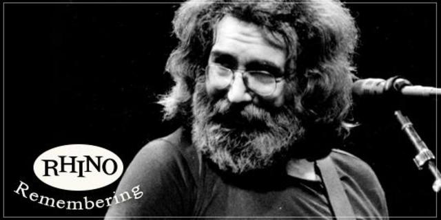 Remembering: Jerry Garcia