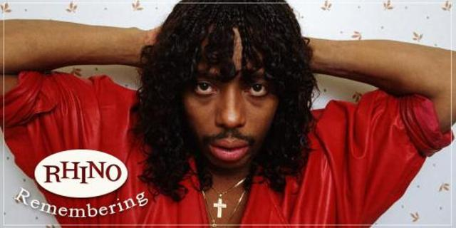 Remembering: Rick James