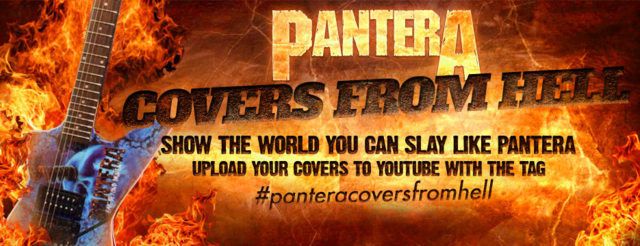 Pantera Covers From Hell
