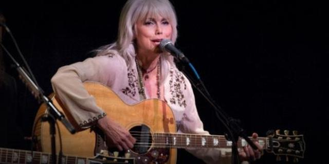 Spotted: Emmylou Harris At All For The Hall Benefit